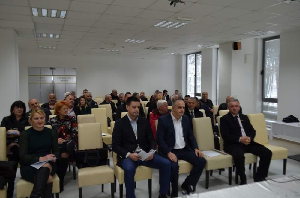 Održana sjednica lokalnog parlamenta