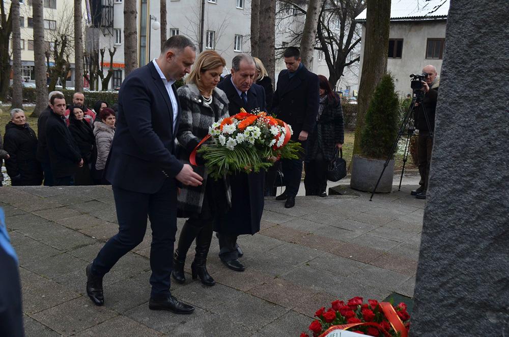 U Bijelom Polju obilježeno 12 godina od željezniče nesreće na Bioču