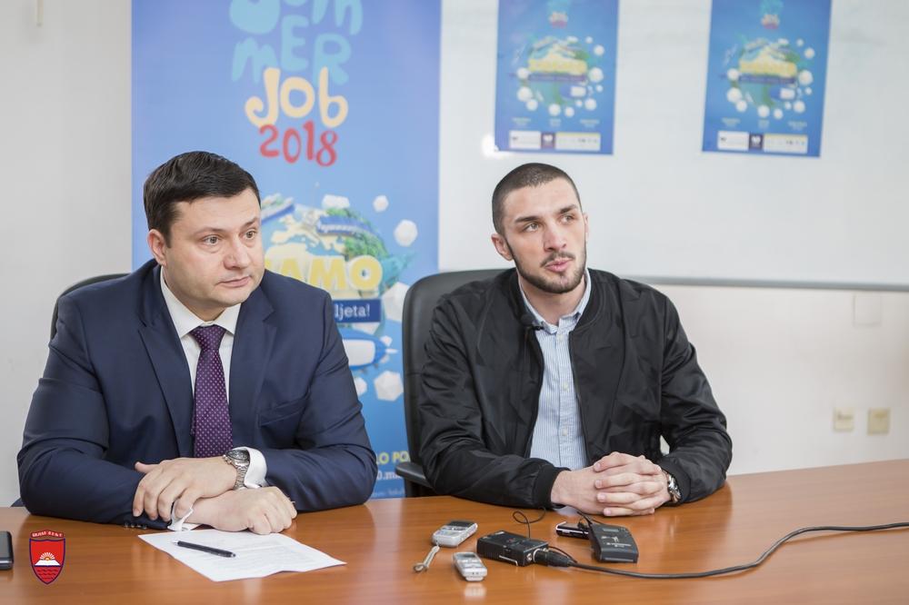Otvoren Sajam sezonskih poslova  ,,Summer Job 2018″
