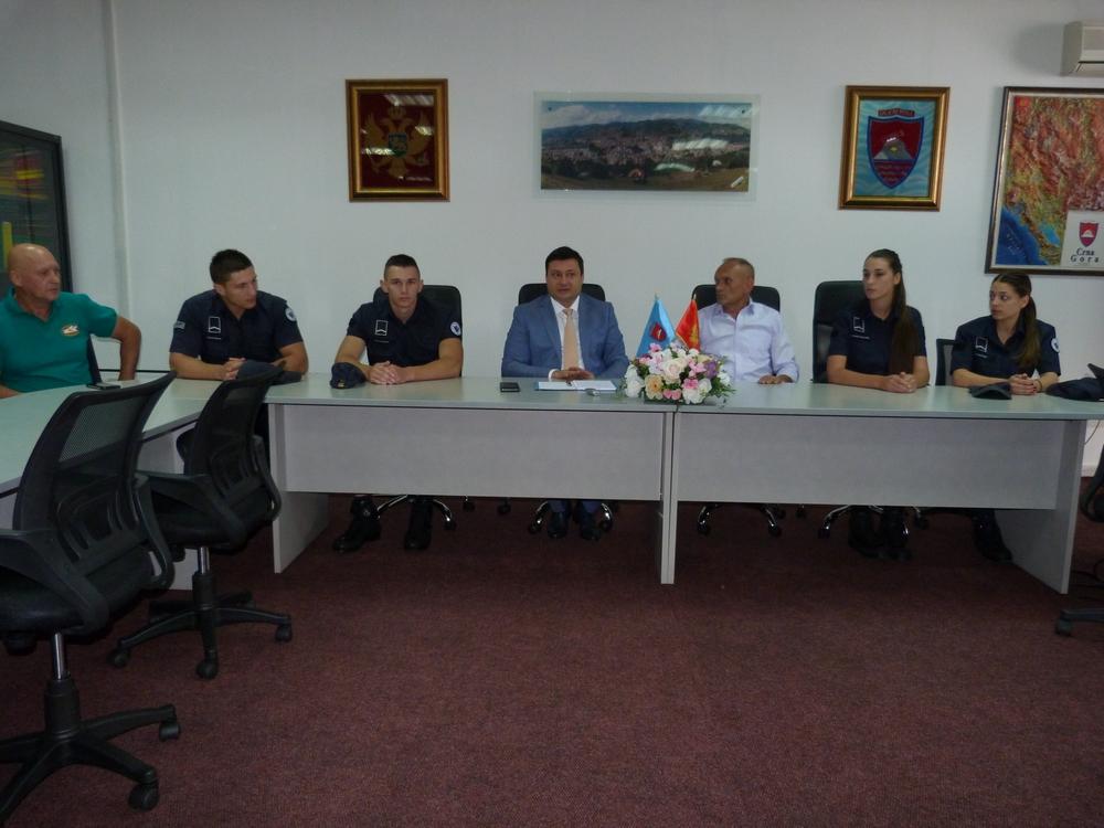 Predstavnici Policijske akademije u Bijelom Polju prezentovali uslove upisa