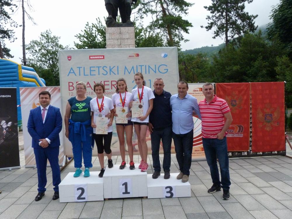 Dječja atletska trka kao uvod u I Petrovdanski atletski miting - Bravera-sport