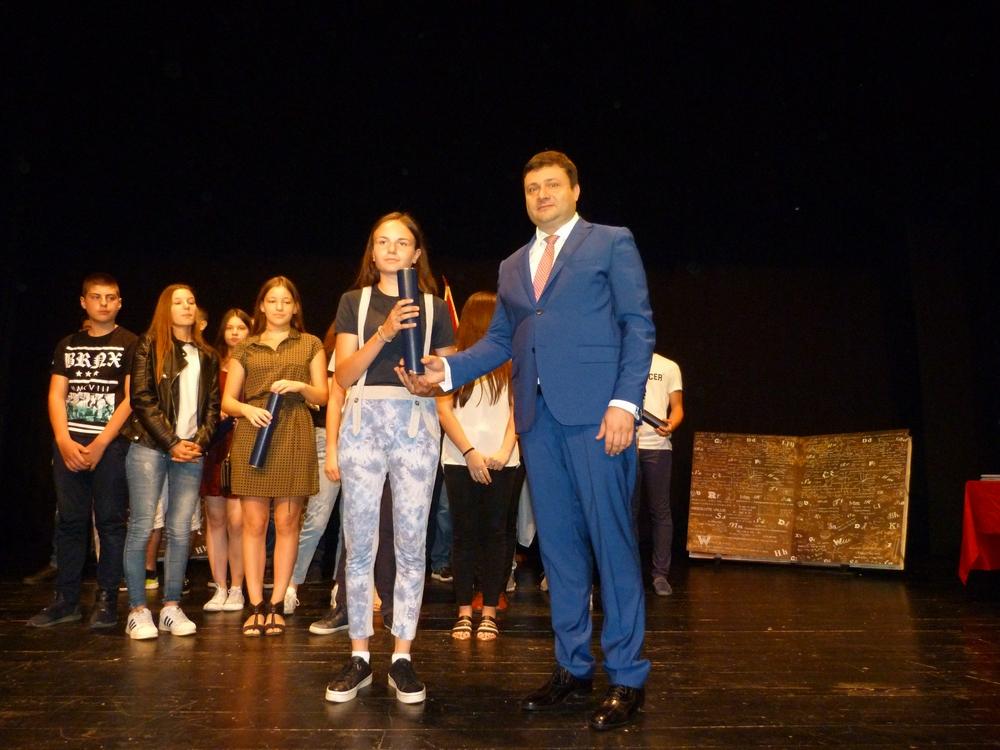 Opština nagradila najbolje učenike