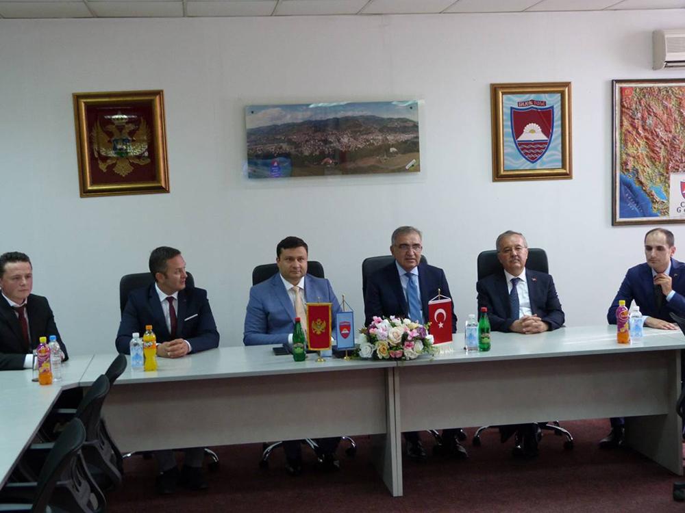 Delegacija Grada Edirne u posjeti Bijelom Polju