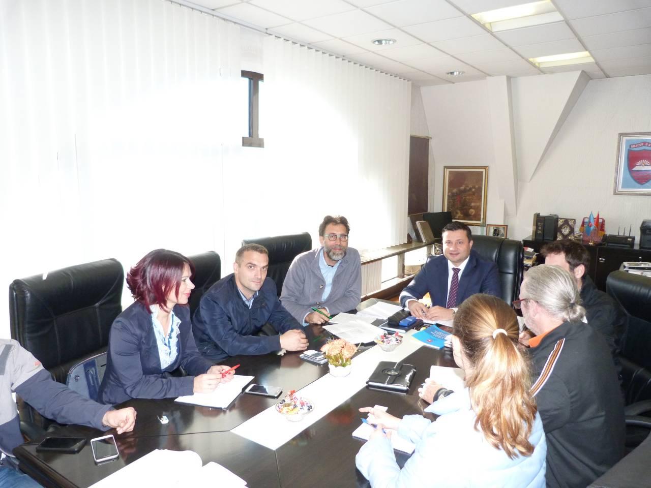 Posjeta Međunarodnog fonda za razvoj poljoprivrede (IFAD) Bijelom Polju