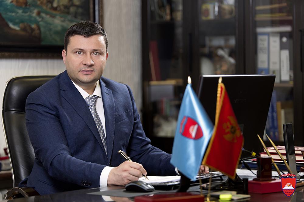 Predsjednik opštine Bijelo Polje Petar Smolović imenovan za šefa delegacije Zajednice opština Crne Gore u Kongresu lokalnih i regionalnih vlasti Savjeta Evrope