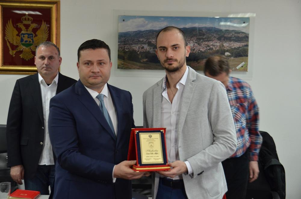 Uručene nagrade najboljim sportistima Bijelog Polja