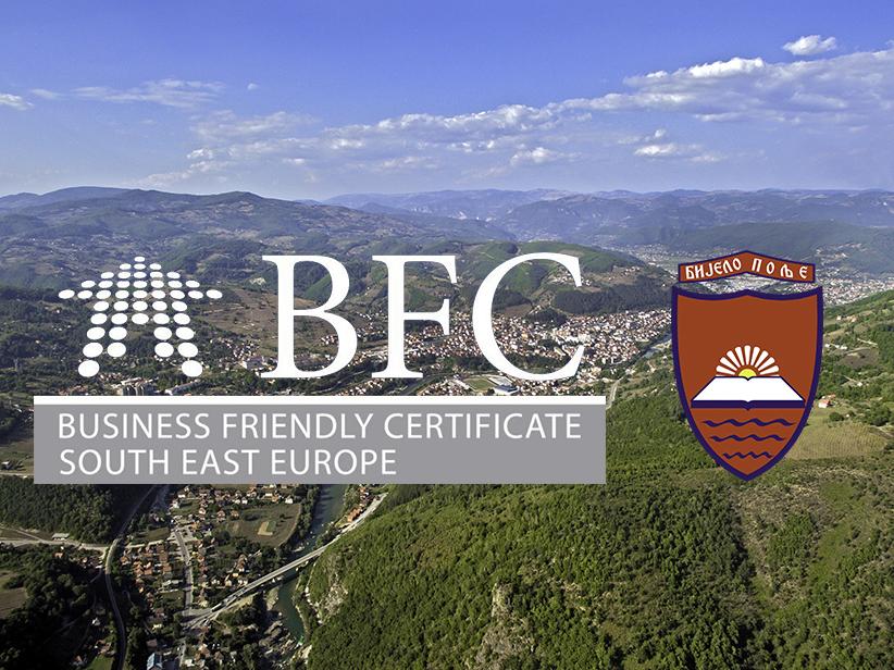 Opština Bijelo Polje prva u Crnoj Gori zaslužila BFC sertifikat