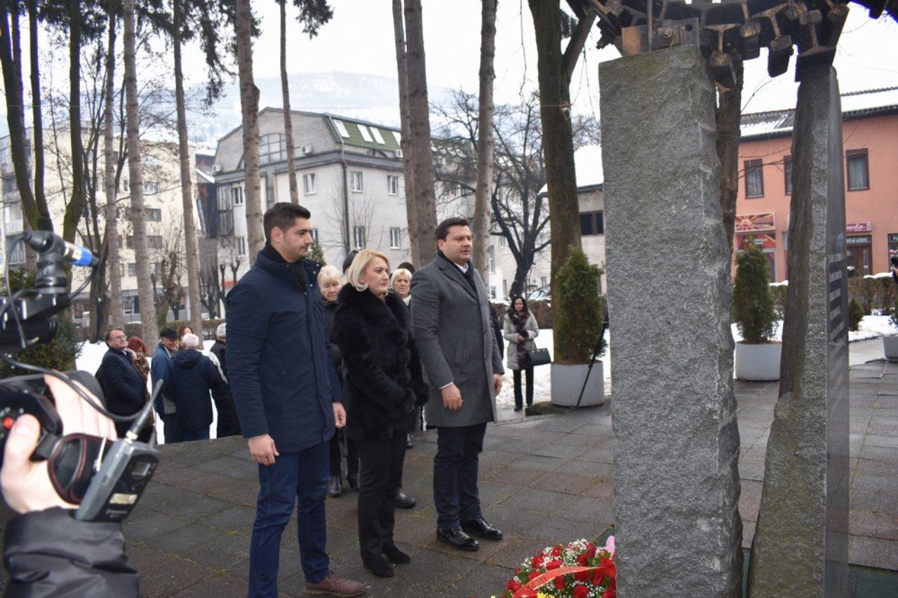 U Bijelom Polju obilježeno 13 godina od željezničke nesreće na Bioču