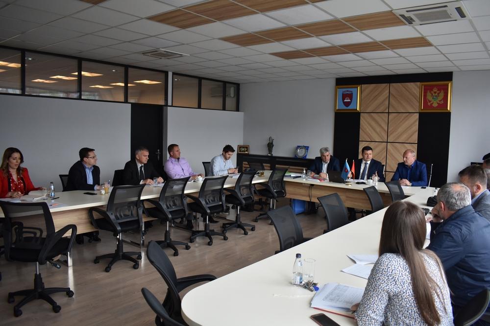 Održana sjednica Koordinacionog tima za izradu Plana kapitalnih investicija