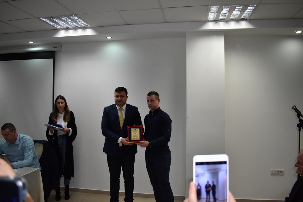 Uručena priznanja najboljima u bjelopoljskom sportu