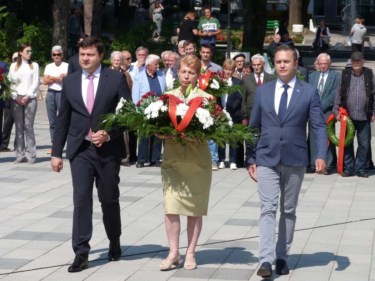 Obilježen 13. jul Dan državnosti i Dan ustanka Crne Gore
