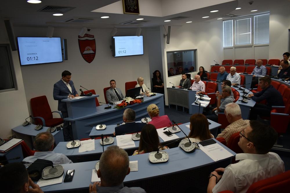 Nermin Bećirovic i Ernad Suljević izabrani za potpredsjednike Opštine