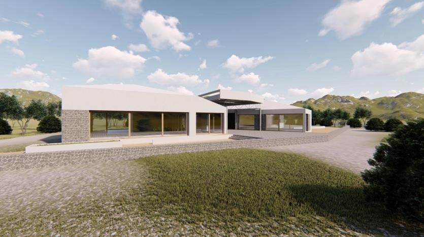 Na obali Bistrice u Bijelom Polju biće izgrađen vizitoring centar za posjetioce: Restoran, parking, šetalište...