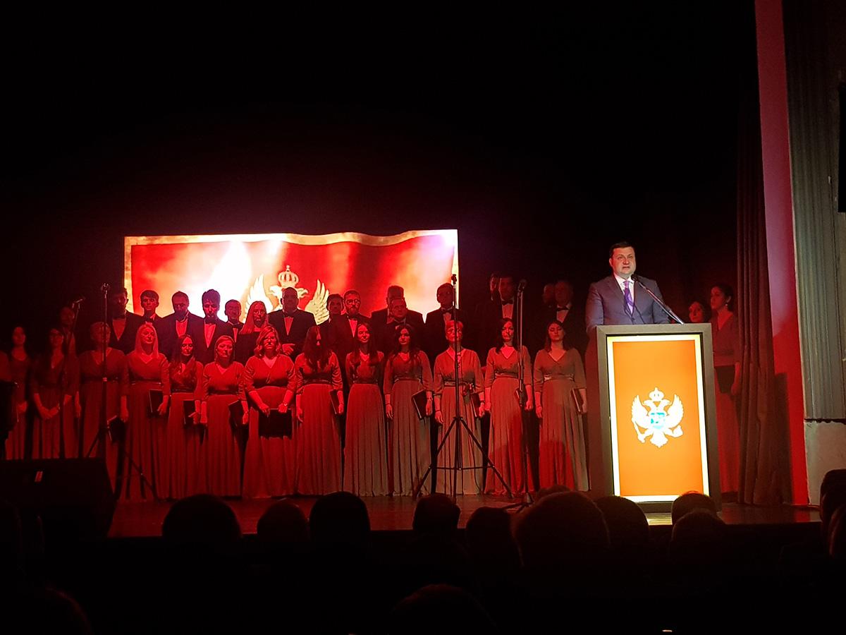 Održana Svečana akademija povodom 21. Maja Dana nezavisnosti