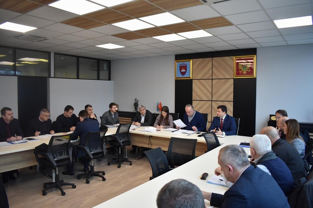 Održana sjednica Ekonomskog savjeta Opštine Bijelo Polje
